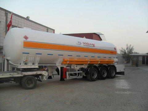 Buy Semi-trailers LPG gas carriers, Turkey