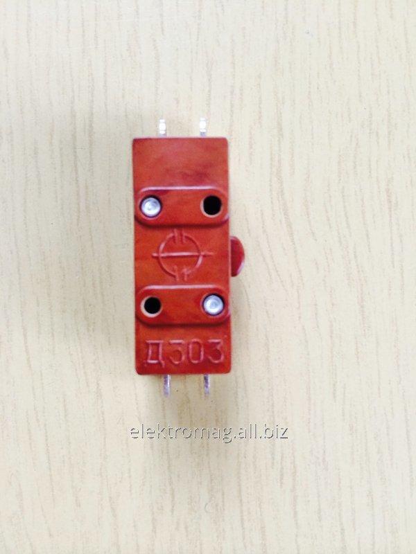Микровыключатель Д303 Д-303