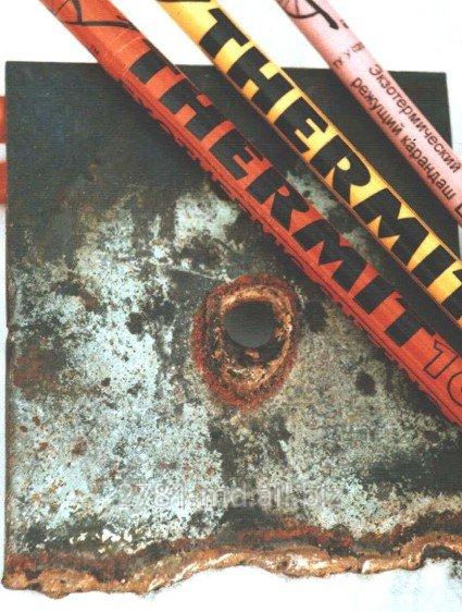 Режущий карандаш ЭЛЬКАС-ТЕРМИТ 16х200