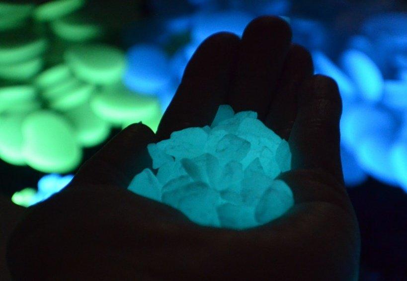 Светящиеся камни Suhoffglow