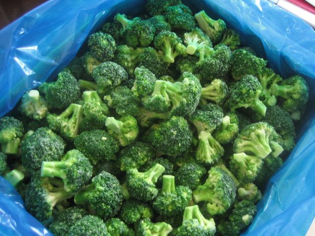 Acheter Les légumes congelé