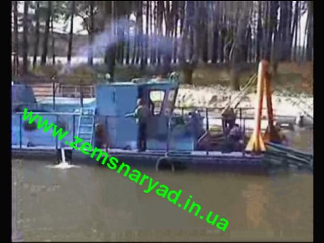 Земснаряд НСС 2000/63-К-ГР