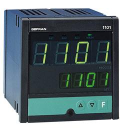 Купить Gefran 1101 Конфигурируемый контроллер