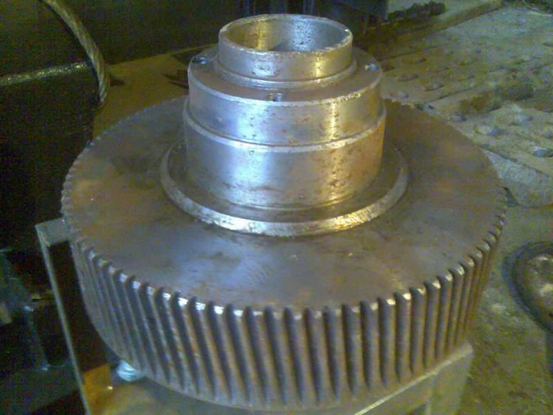 Колесо зубчатое НКР-100 1-1031