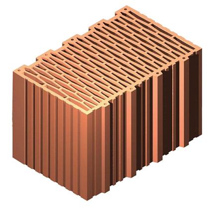 Купить Керамические блоки Кератерм