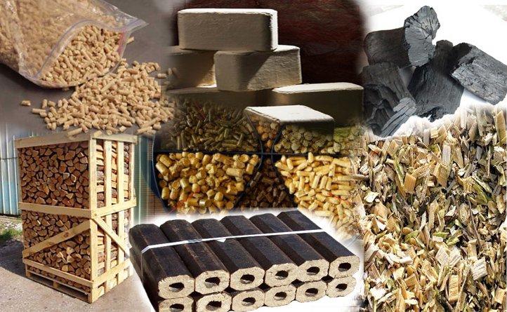 Брикет топливный дубовый (RUF, Пини Кей)