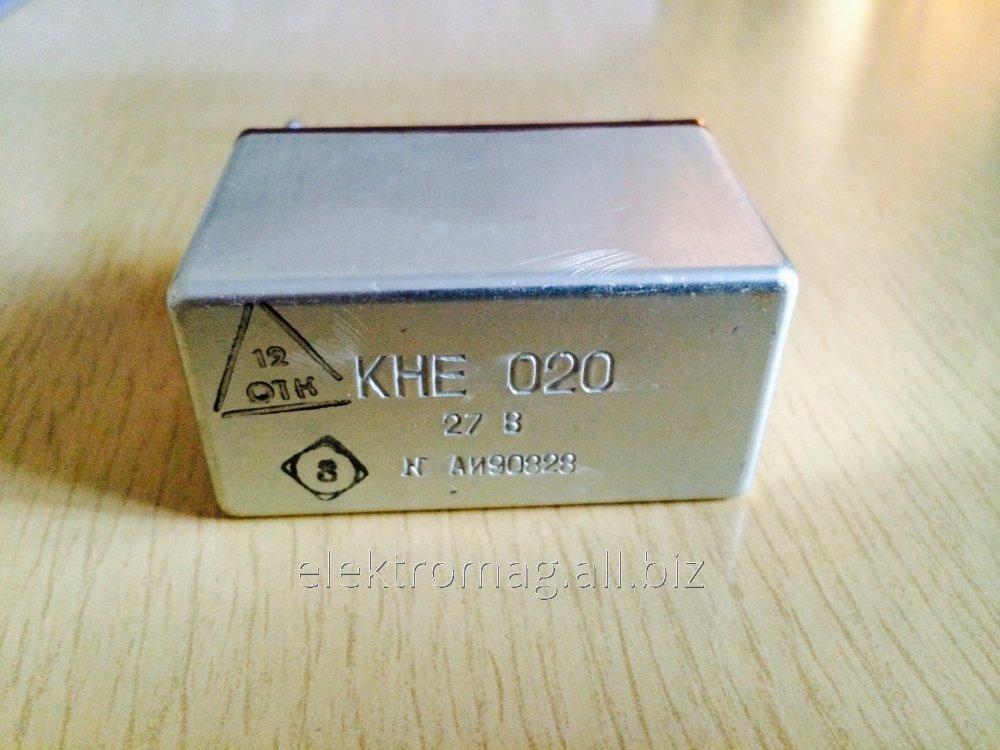 Контактор КНЕ-020 27В