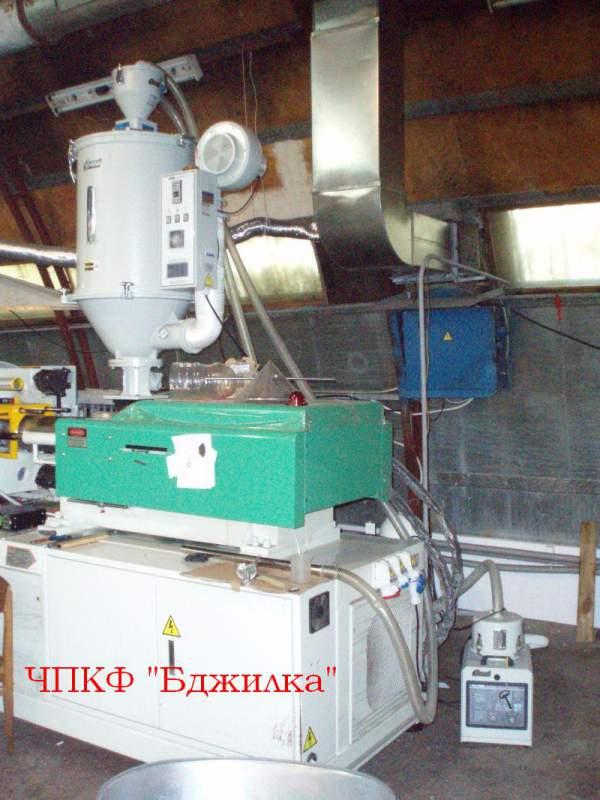 Бункерная сушка (сушильная установка для пластмасс)