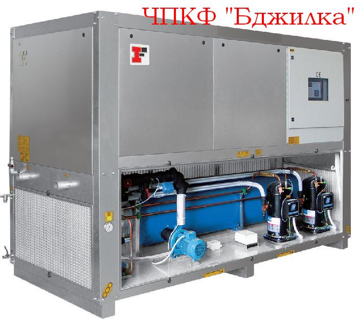 Чиллеры «Industrial Frigo» - Промышленные холодильники. Мощность охлаждения 2,2-1500 кВт.