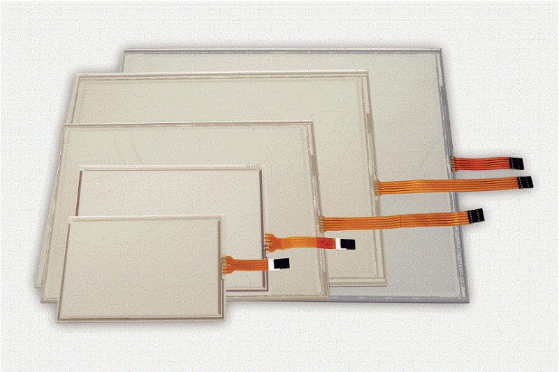 схема сенсорной панели — схема
