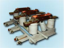 Разъединители внутренней установки серии РВ(З)-6(10)