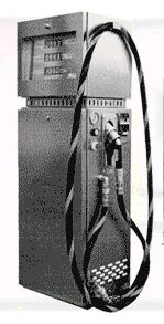 Колонка электронная малая заправочная типа FAS-120