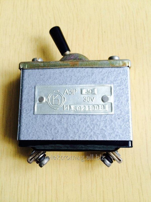Автомат защиты сети АЗР-30 АЗР30