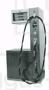 Колонка заправочная электронная малая типа FAS-220 (Колонки газозаправочные)