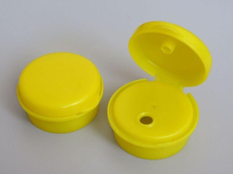Пресс-форма на крышку колпачок флип-топ (Flip-Top). Изготовление пресс-форм для крышки колпачка флип-топ
