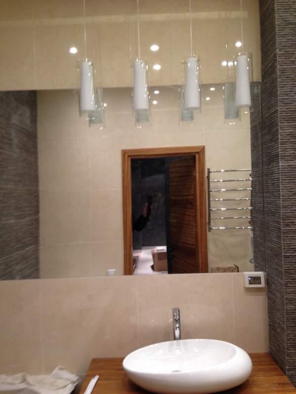 Зеркало туалетное, для ванной