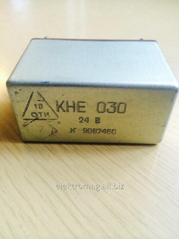 Контактор электромагнитный КНЕ-030 24В КНЕ030 24В