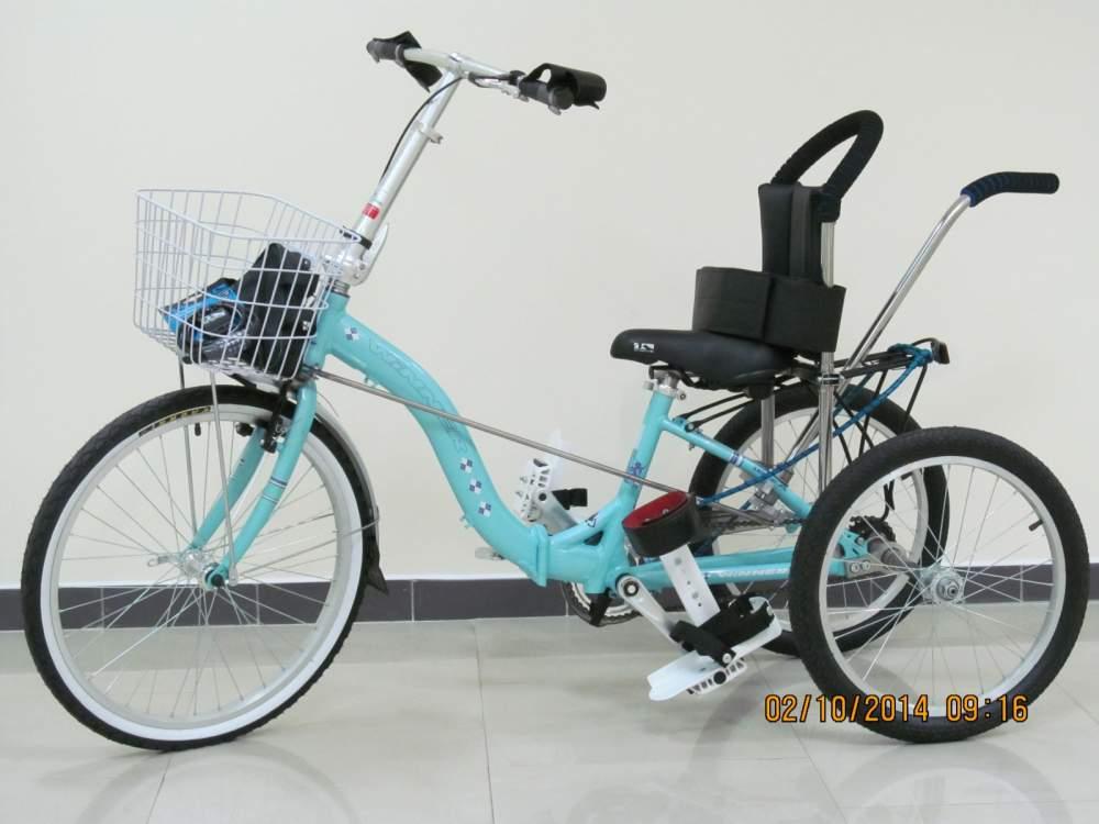 Велосипед, ортопедический, Модель №7 на рост 130-190см.