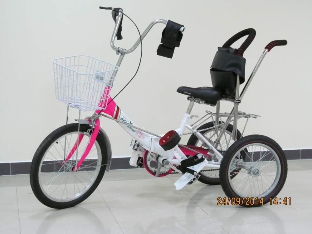 Велосипед ортопедический, для деток с ДЦП, Модель №5 на рост 125 160см