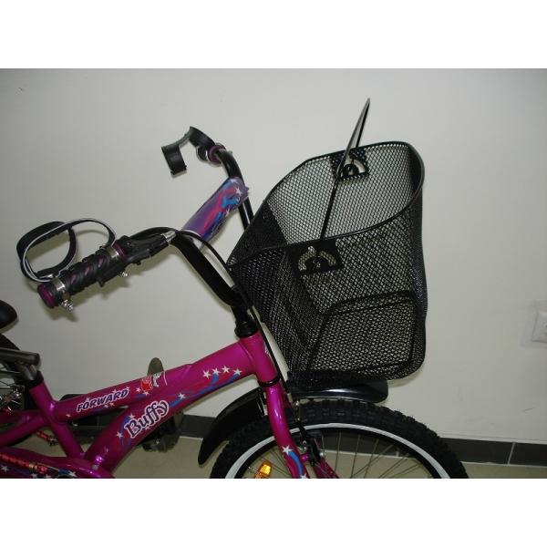 Корзинка съемная на велосипед