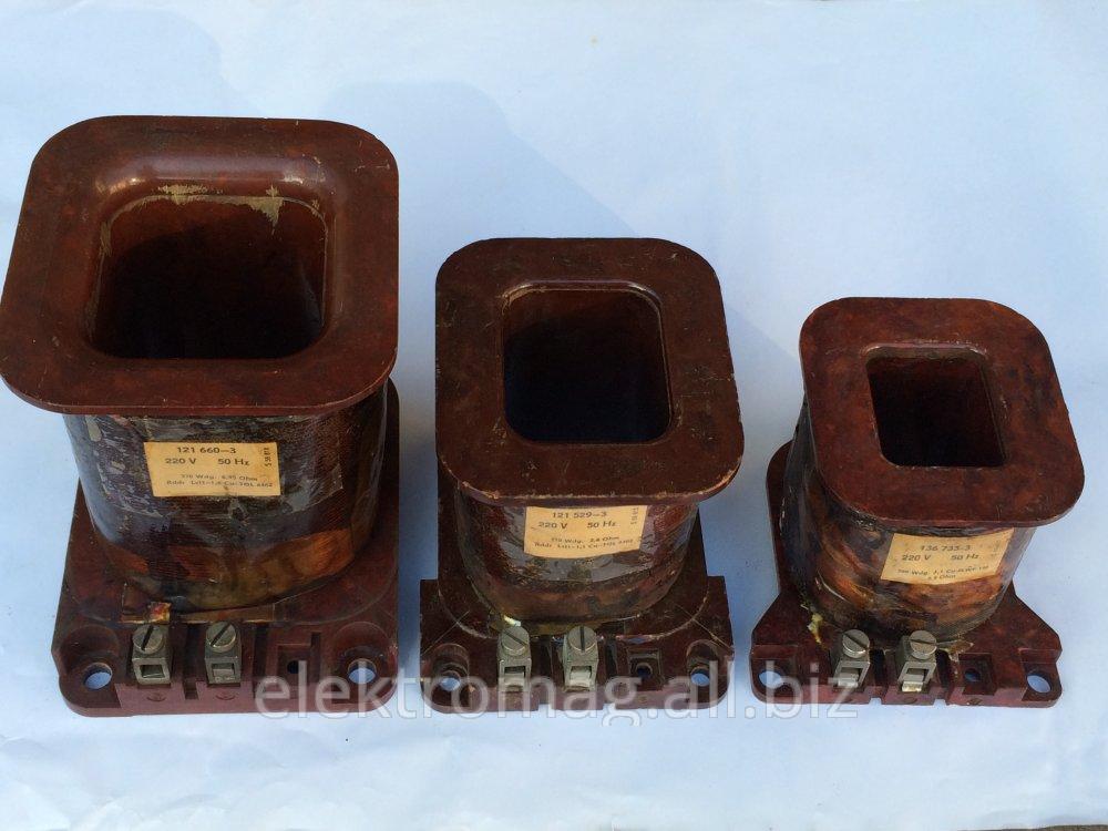 Катушки к контакторам ES-100 ES-160 ES-250 ES-400 ES-630