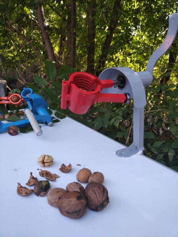 Buy Orekhokol steel, semi-industrial (for cleaning of nuts)