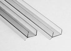 Buy Profile socle L=3000mm, 16 mm