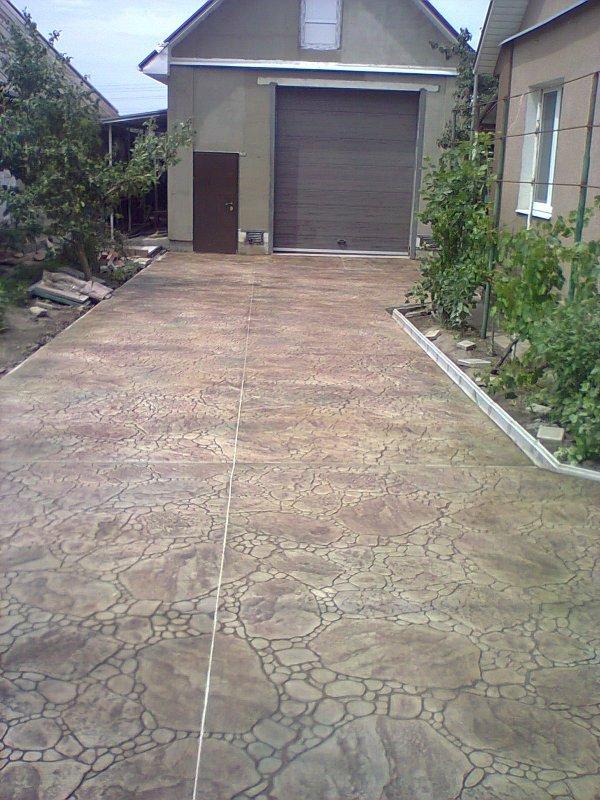 Штампованный бетон отзывы сколько добавлять жидкого стекла в цементный раствор для гидроизоляции