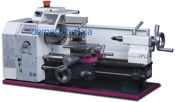 Buy OPTI TU2004V lathe (200x300 mm, 220B, 600 W, 62 kg