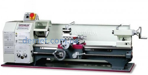 Buy The Optiturn TU2807/220V lathe (850 W, 220B, turning length - to 700 mm, diameter of turning - to 266 mm, weight is 180 kg)