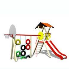 Купить Площадки детские