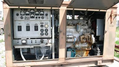 Купить Генератор дизельный ЭСД-20 (электростанция) 20 кВт (25 кВа).