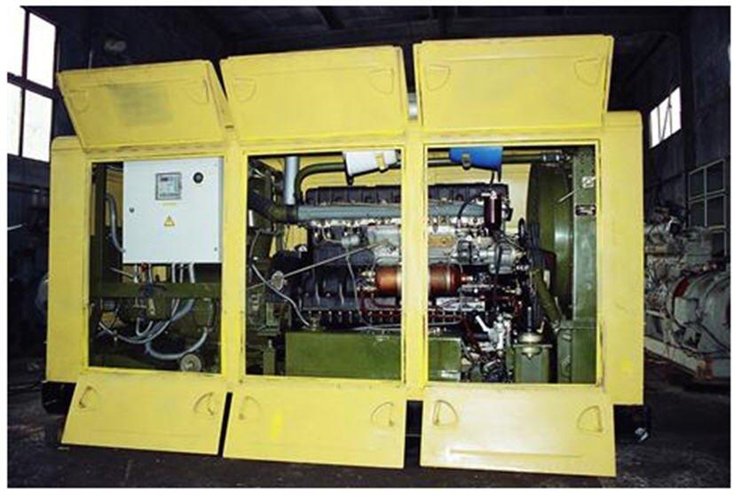 Buy Diesel generator of AD-75 (power plant) of 75 kW (94 kVA).