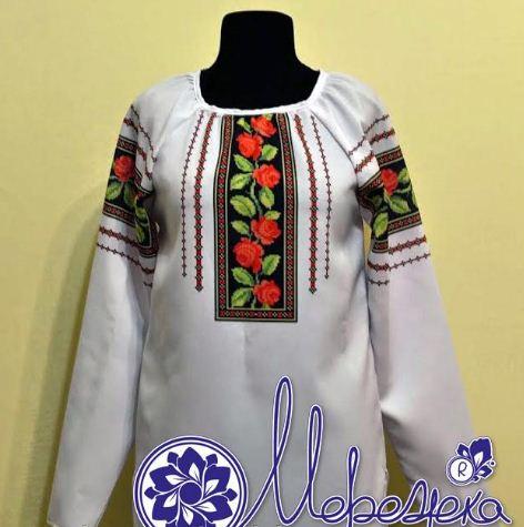 Сшитая заготовка для сорочки под вышивку нитками или бисером Z-02 ... ced292996cafa