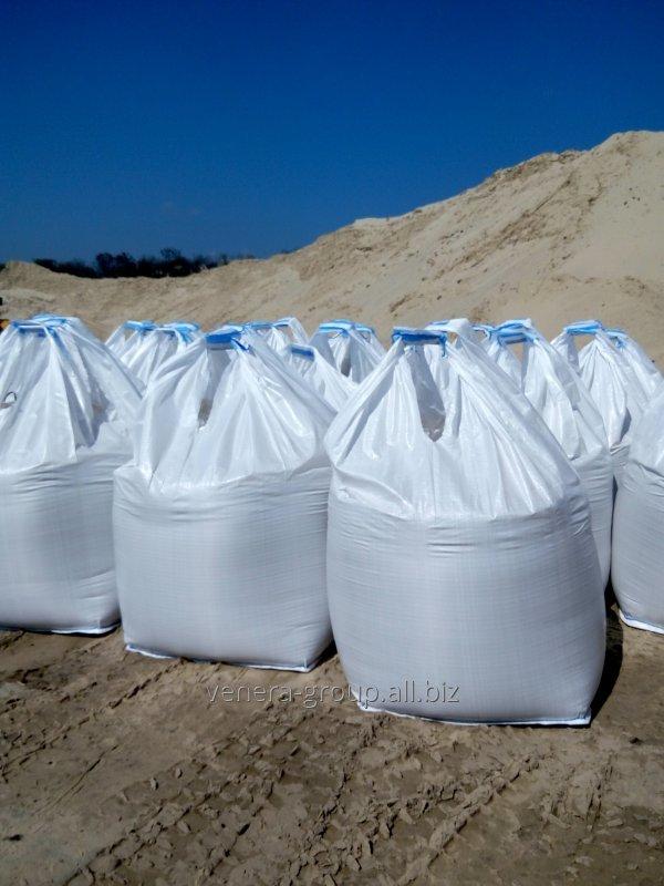 Купити Кварцовий сухий знепилене пісок