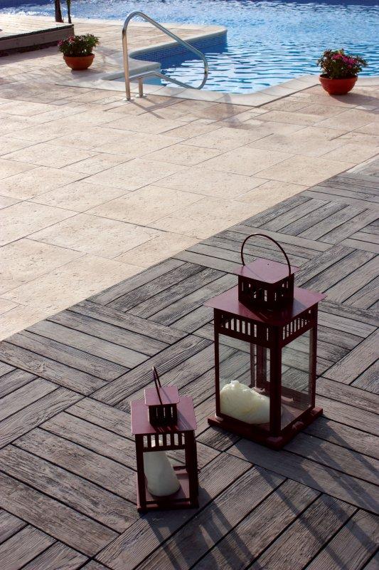 Тротуарная плитка Teca Sol