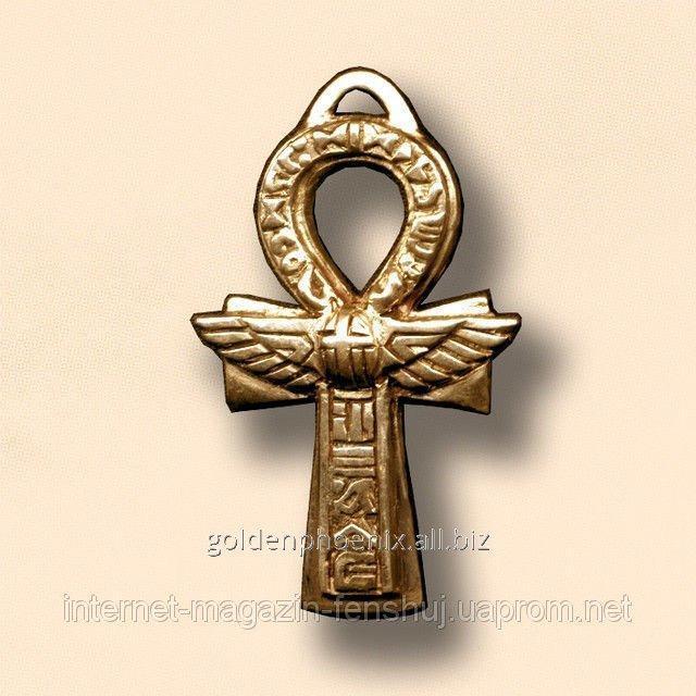 Амулет Египетский крест жизни АНХ