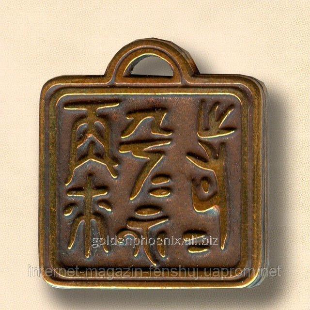 Амулет Китайская магическая печать 22112921