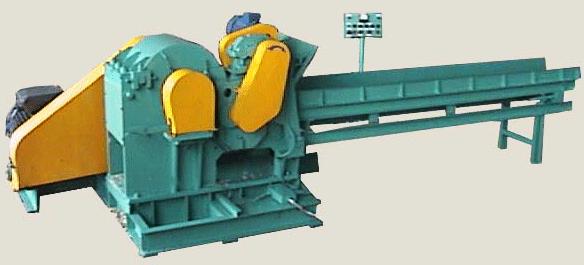 Оборудование для переработки отходов деревообработки