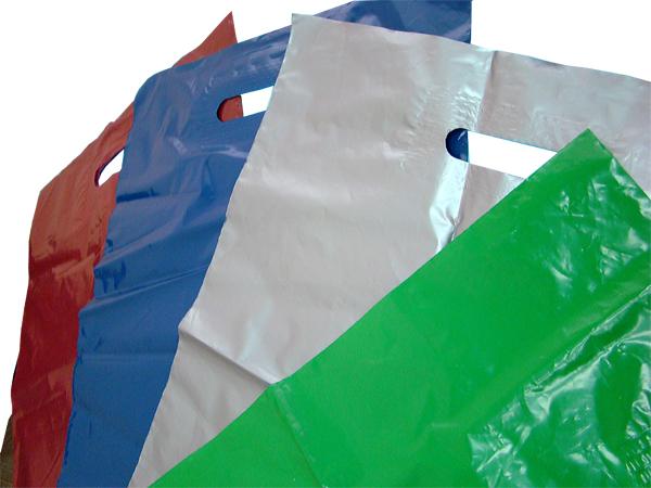 Купите Полиэтиленовые пакеты с вырубной ручкой по цене 5 в регионе Москва.