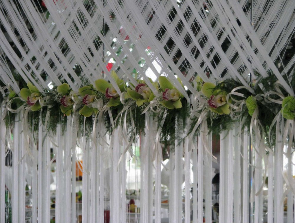 Купить Свадедное оформление свадебная флористика