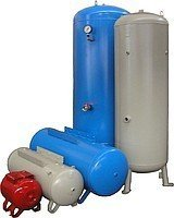 Buy Air collector (receiver) of 330 l.
