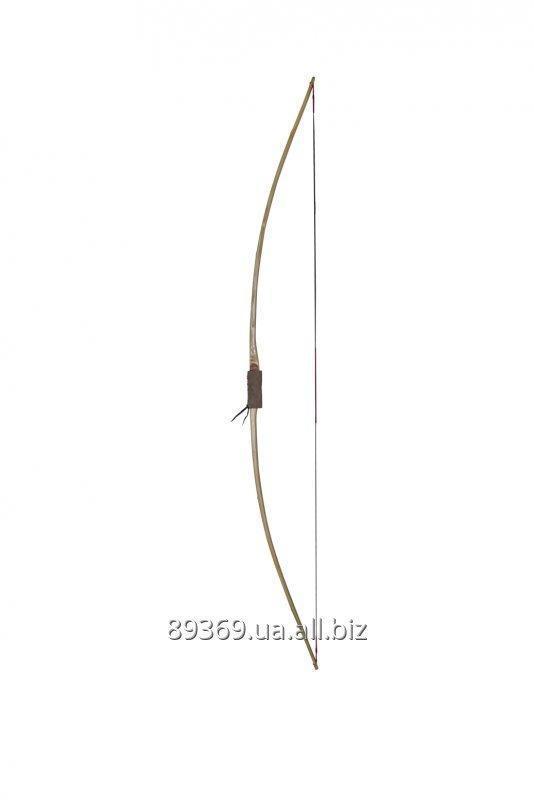 """Купить Лук для стрельбы """"Варяг"""". Деревянный бамбуковый прямой лук. Longbow"""