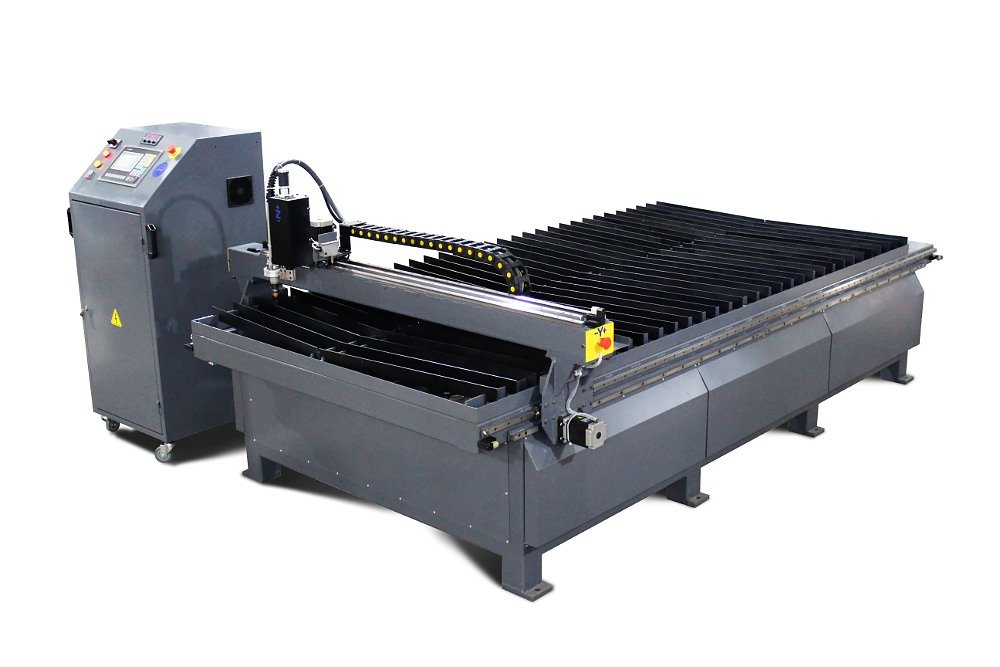 Machine of plasma cutting of steel, PL-3015 aluminum