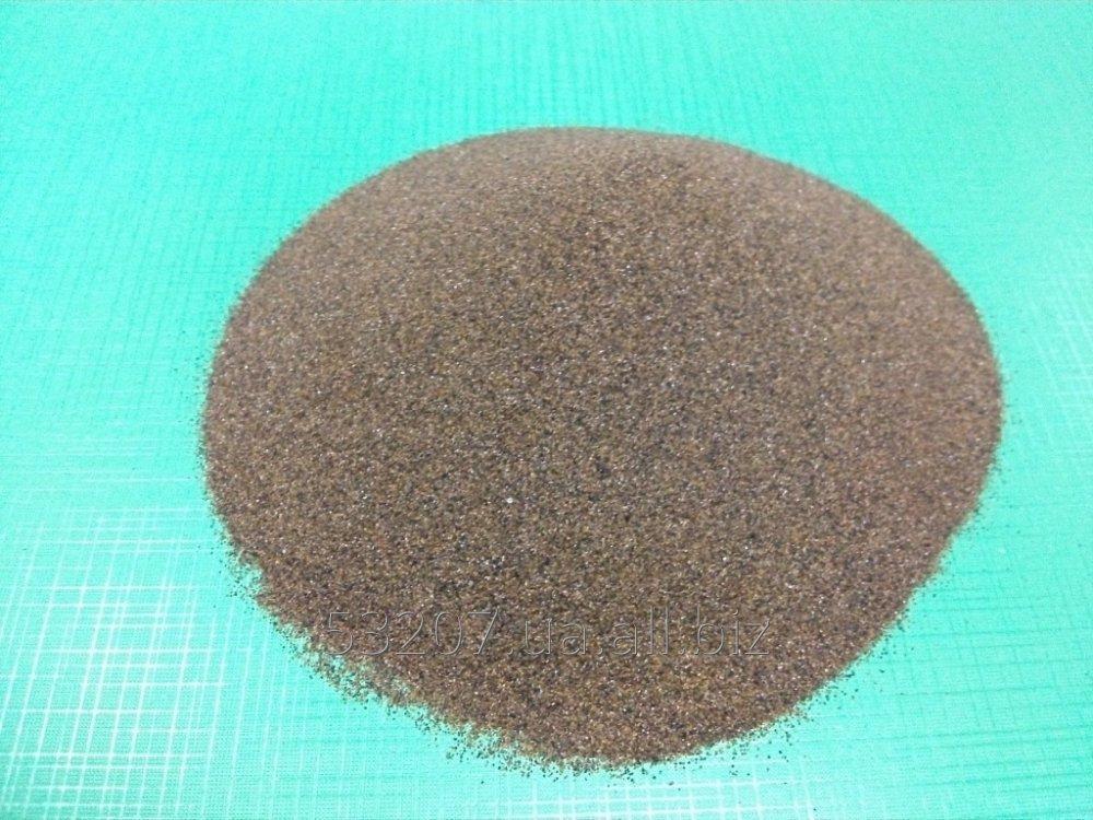 абразивный песок