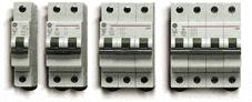 Купити Вимикачі модульні автоматичні GENERAL ELECTRIC G60, EP60, ER60, G100, EP100UC, Hti, купити (продаж) недорого (Харків, Україна); Ціна низька