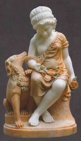 Buy Sculptures from granite and marble