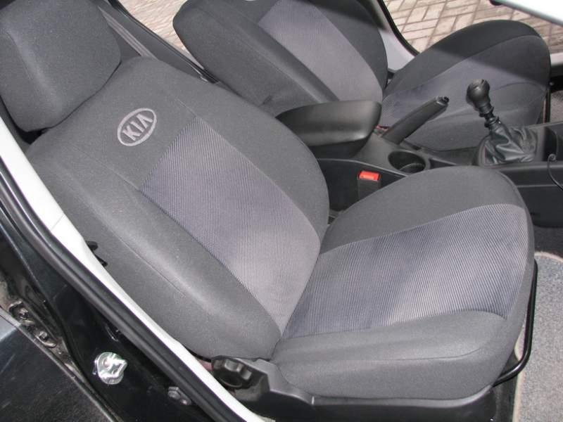 Автомобильные чехлы для сидений kia ceed
