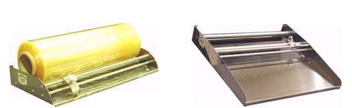 Buy The Cold Table device for packaging in the PVC film-stretch