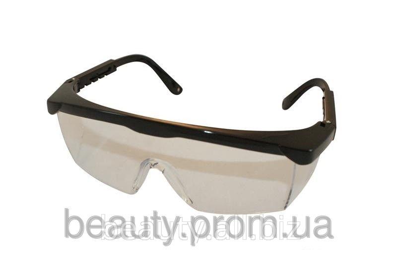 Очки защитные YRE черные вставки